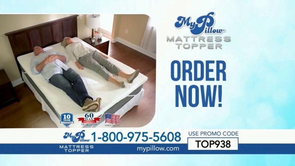 mypillow mattress pad online