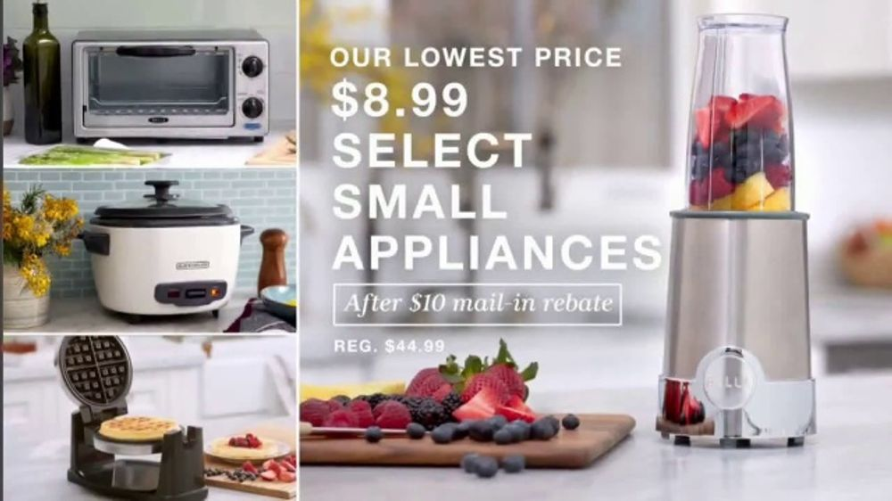 macy s tv commercial lowest prices of the season small appliances damask bedding and suits