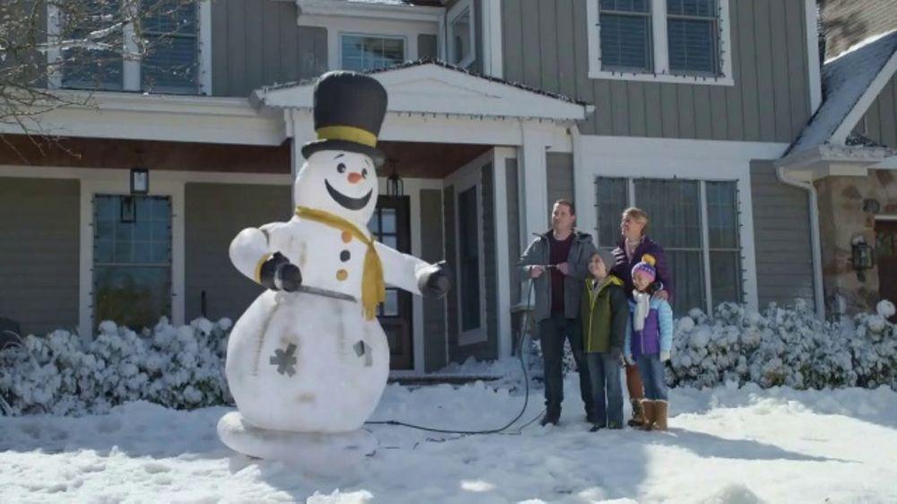 Lowe's Black Friday Deals TV Commercial, 'Snowman