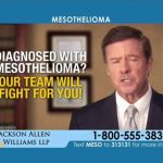 jackson allen and williams tv commercial, u0027mesotheliomau0027 ispot tv