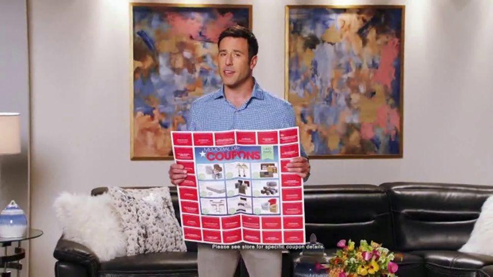 Rooms To Go Memorial Day Sale TV Commercial Bonus Saving
