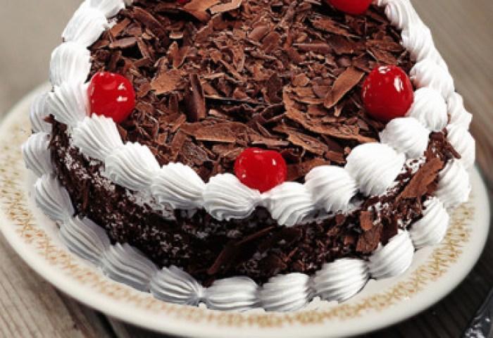 Black Forest Cake Winni Winni