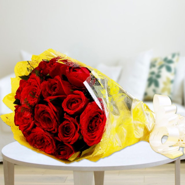 Perfect Love Red Rose Bunch Bangalore