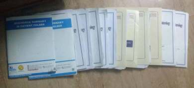 past three years test reports from apollo and asian hospitals