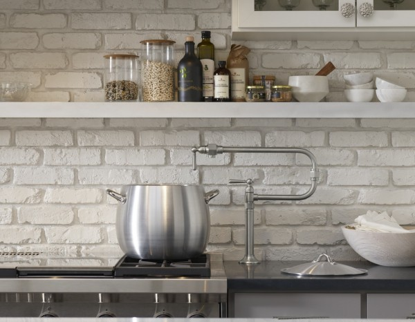 Highrise Kitchen Pot Filler