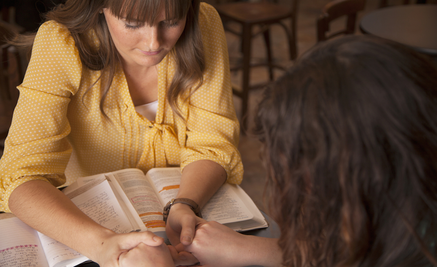 Why Pray With Others Guideposts