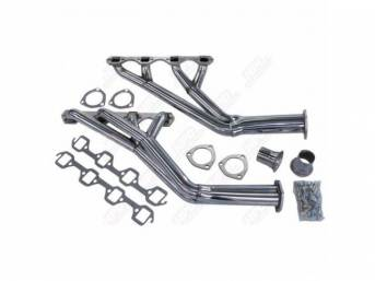 1965 73 classic mustang exhaust kits