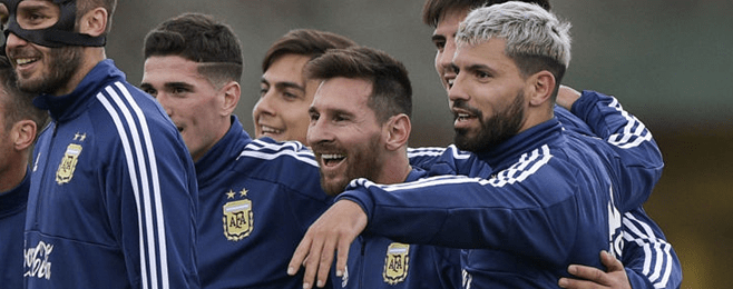 Brazil at the back, Argentina up front - The top rated Copa America XI
