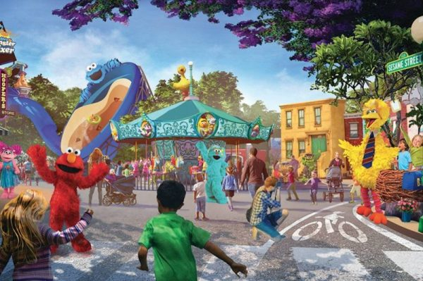 SeaWorld unveils Sesame Place San Diego   blooloop