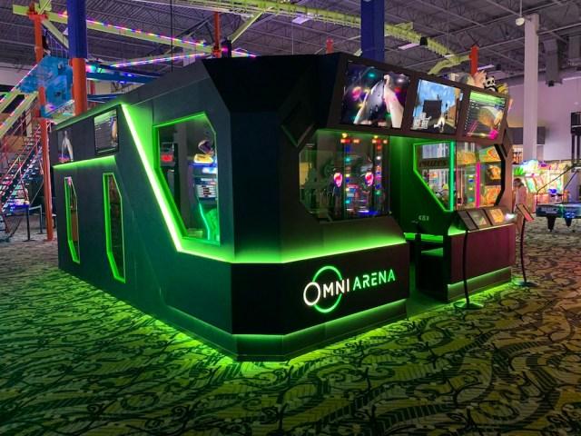 Omni Arena by Virtuix at Andretti's in Orlando