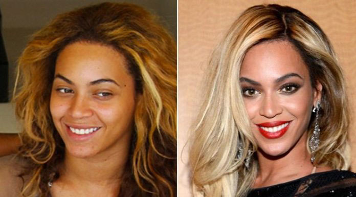 Lovely Celebrities Look Without Makeup