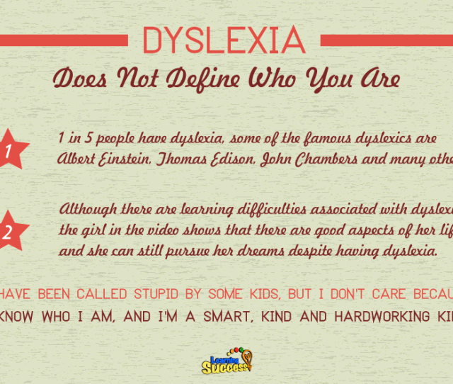 Many People Dont Realize Just How Common Dyslexia Really Is In Fact  People Have The Disorder Because Of That We Forget That Those With