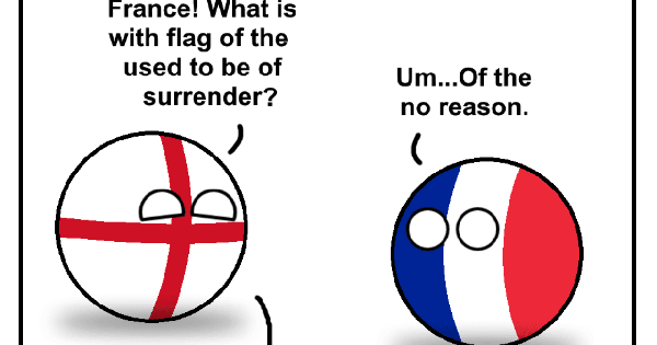 Why France Can Into Islam Polandball