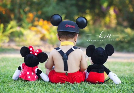 Boys Mickey Mouse Cake Smash Boys Mickey Mouse 1st Birthday Outfit Needles Knots N Bows Online Store Powered By Storenvy