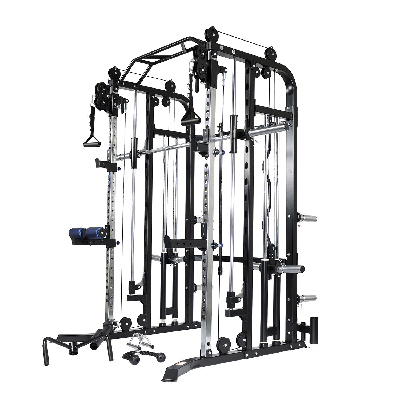 viking g5 functional trainer power rack smith