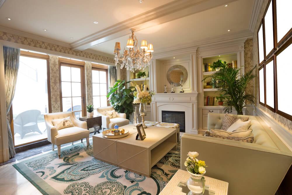 Formal Family Room Ideas