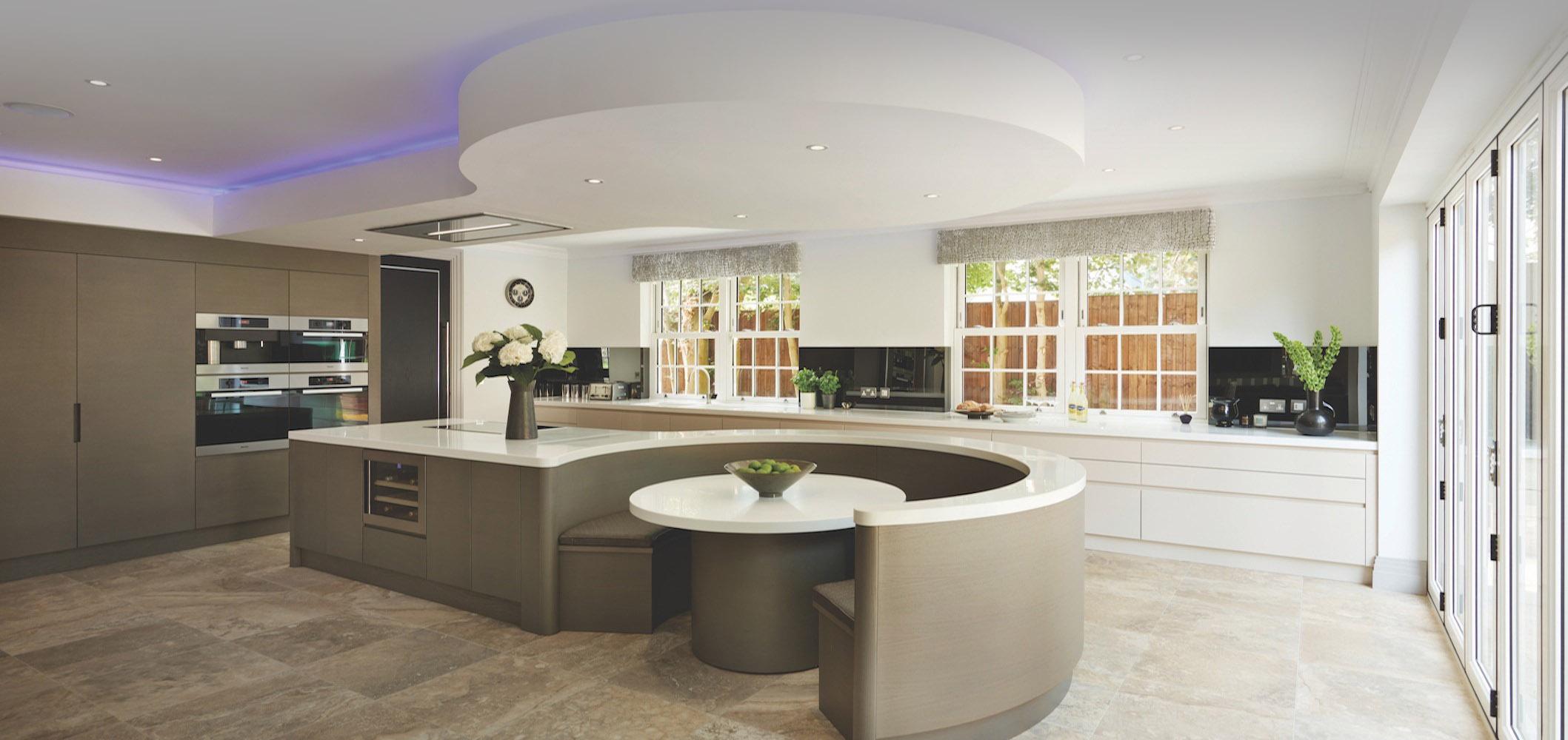 20 state-of-the-art modern kitchen designs by reeva design
