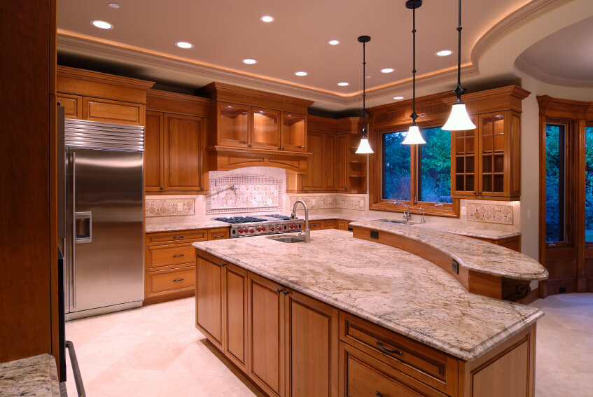 Toned Colors 2 Kitchen Cabinets