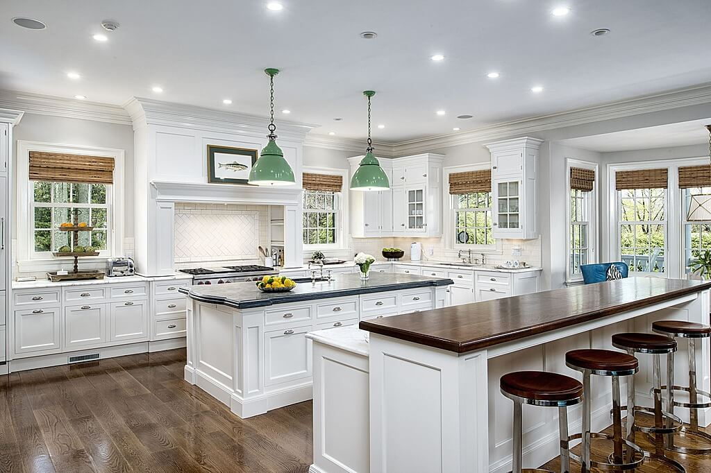 41 White Kitchen Interior Design & Decor Ideas (PICTURES