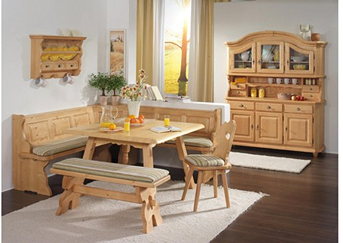 21 Space-Saving Corner Breakfast Nook Furniture Sets (BOOTHS