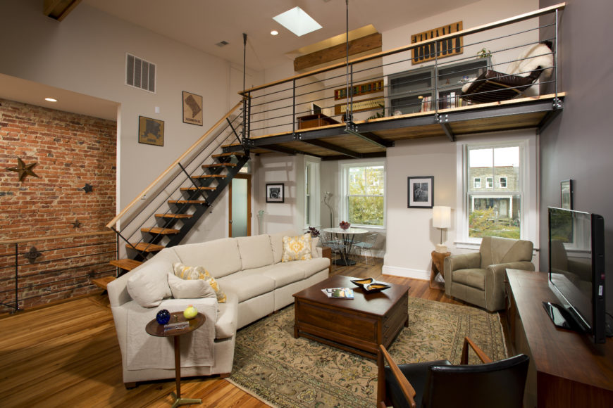 Industrial Washington DC Condo Conversion By Four Brothers LLC