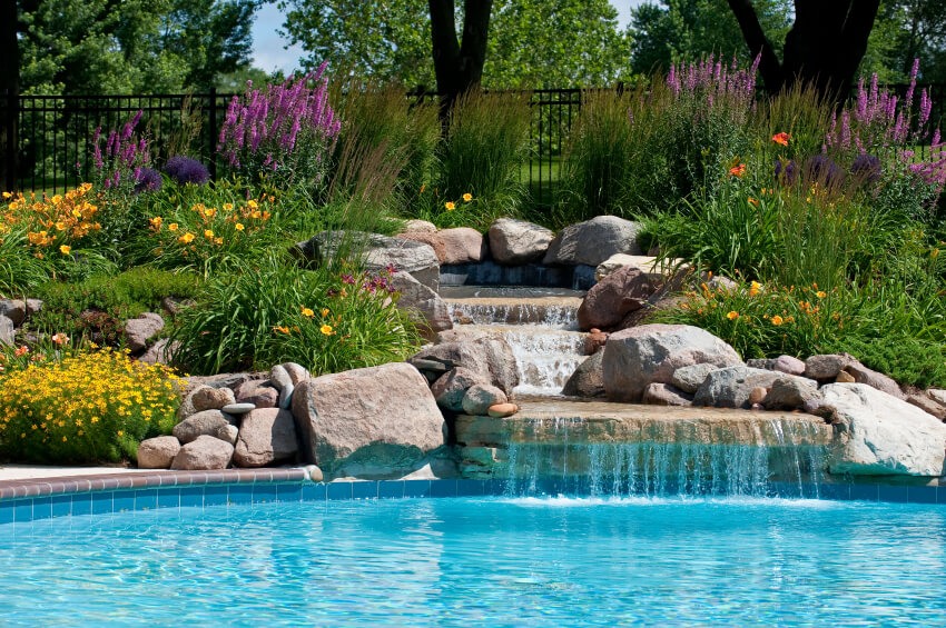 Above Ground Pond Designs
