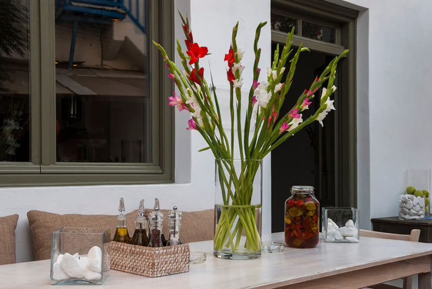 Tulip Shaped Pot Flower