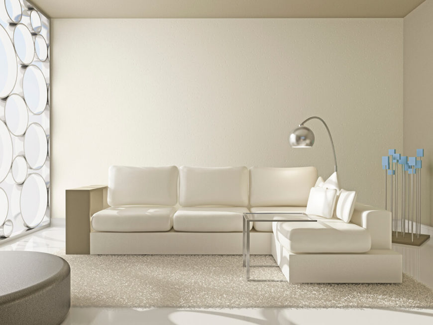 Couch Two Chaise Lounges