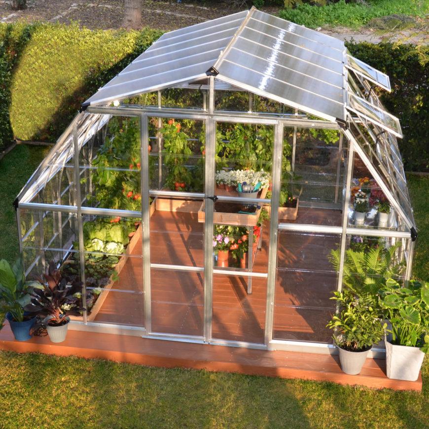How Build Garden Gazebo