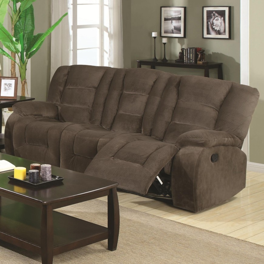 Leather Recliner Couches Sale