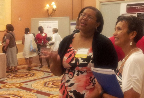LCDP poster session