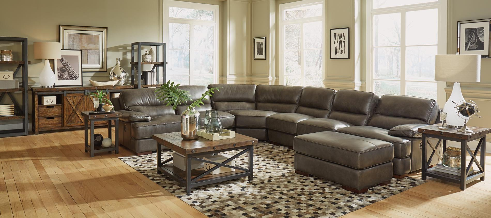 leather furniture quality comfort
