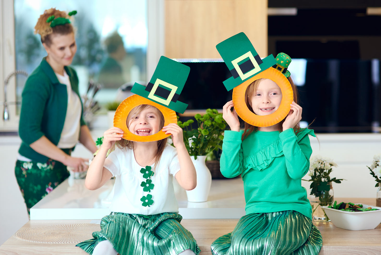 6 Ways To Celebrate St Patrick S Day With Your Kids