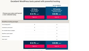 ipage_review_wordpress_web_hosting_plans