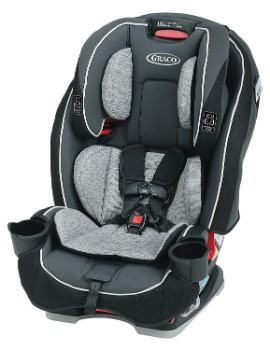 Graco SlimFit All-In-One Car Seat Review
