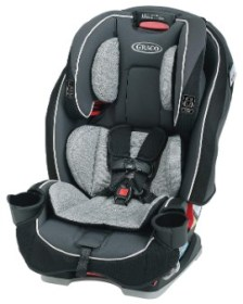 Graco SlimFit All In One Car Seat Review