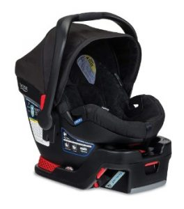 Britax B Safe 35 Infant Car Seat Review