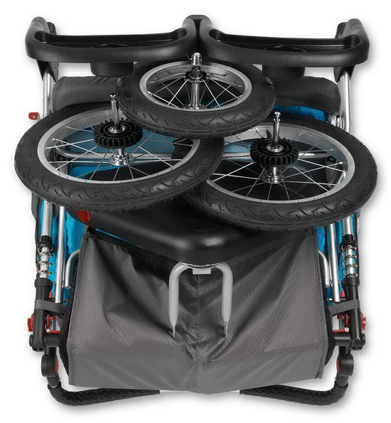 Schwinn Discover Double Jogging Strollers Packing Size