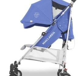Maclaren Triumph Stroller Review