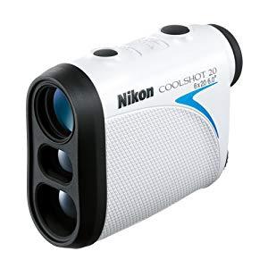 Nikon COOLSHOT 20 Best Golf Laser Rangefinder