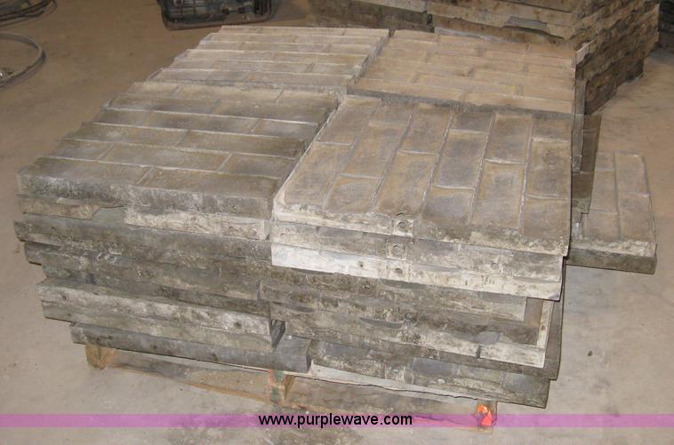 Con-tech Cast Aluminum Concrete Forms