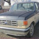 1988 Ford F150 Xlt Lariat Supercab Pickup Truck In Moundridge Ks Item 3181 Sold Purple Wave