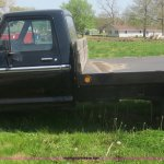 1979 Ford F350 Custom Flatbed Pickup Truck In St Paul Ks Item F6905 Sold Purple Wave