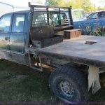 1995 Dodge Ram 1500 Flatbed Pickup Truck In Fredonia Ks Item Bb9119 Sold Purple Wave