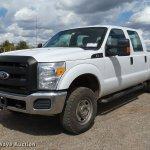 2012 Ford F250 Super Duty Xl Crew Cab Pickup Truck In Edmond Ok Item Db0199 Sold Purple Wave
