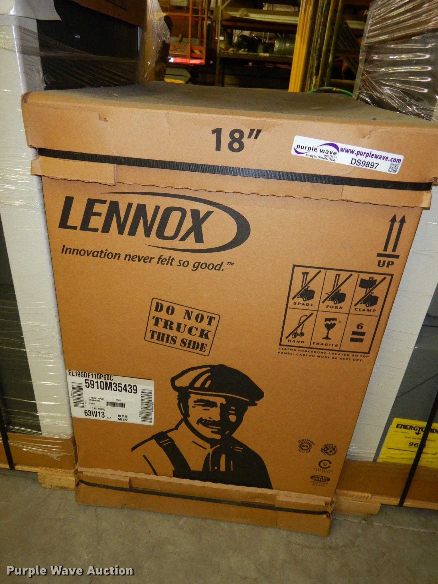 Lennox Heat Unit