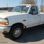 1994 Ford F250 Super Duty Xl Pickup Truck In Manhattan Ks Item Dc0347 Sold Purple Wave