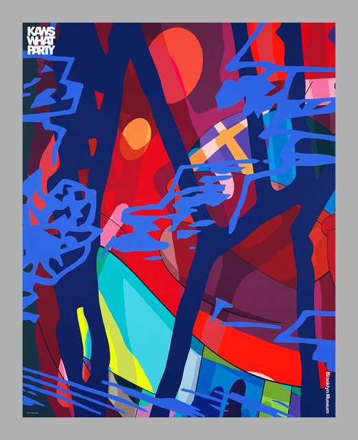 kaws what party score years 2021 available for sale artsy