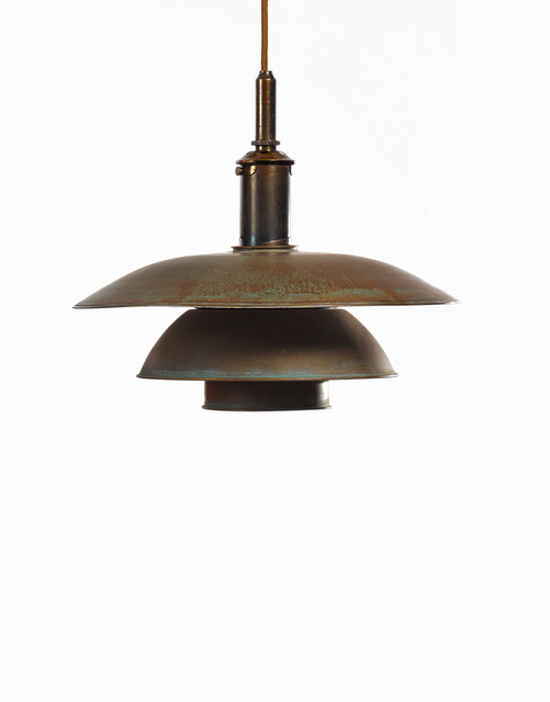 pendant lamp shade ph 4 4 circa 1928