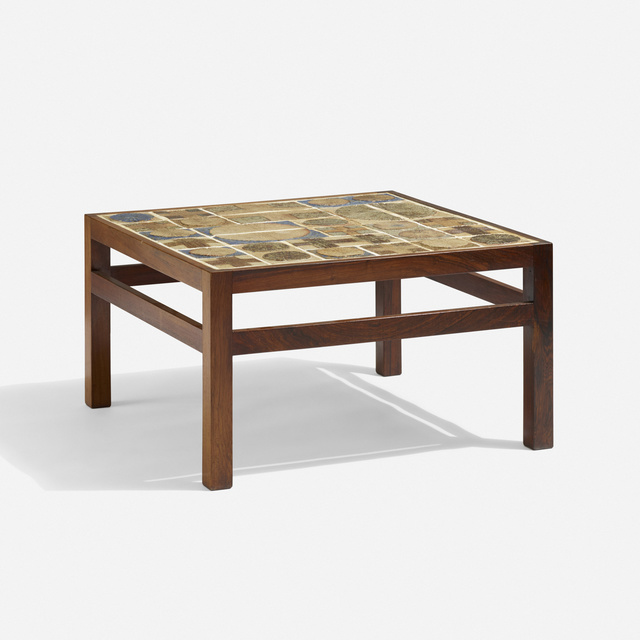 willy beck coffee table c 1965 artsy